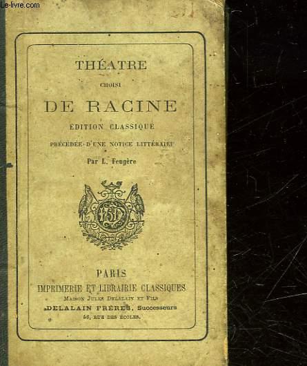 THEATRE CHOISI DE RACINE