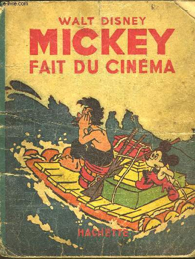 MICKEY FAIT DU CINEMA