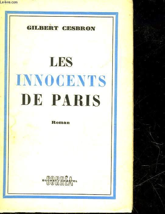 LES INNOCENTS DE PARIS