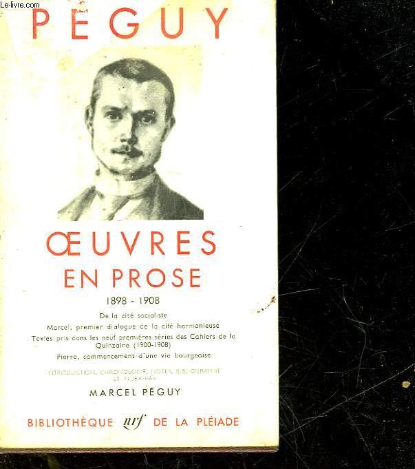 OEUVRES EN ROSE 1898 - 1905