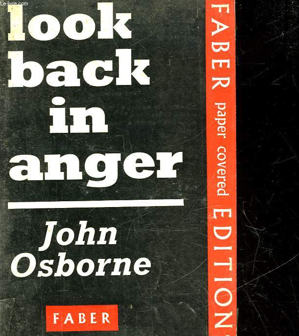 LOOK BACKI IN ANGER