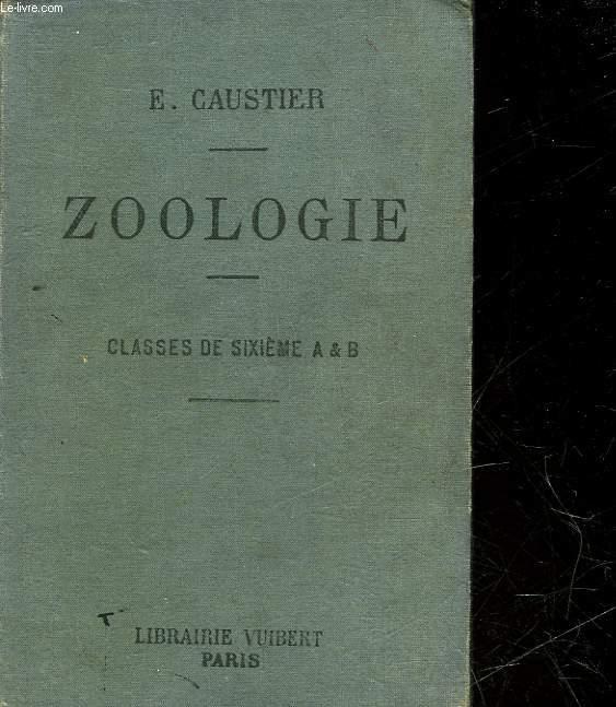 ZOOLOGIE - CLASSES DE 6° A ET B