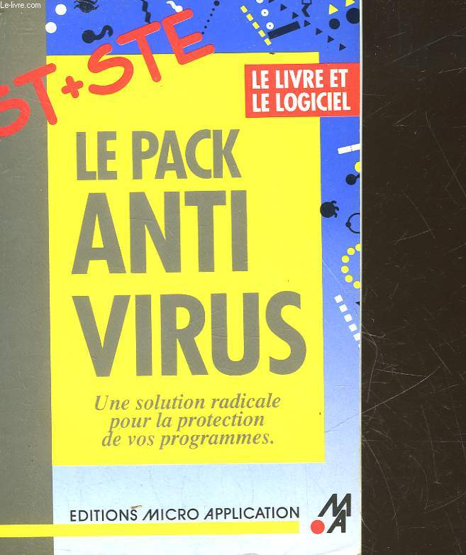 LE PACK ANTI VIRUS