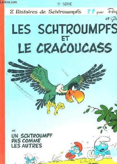 2 HISTOIRES DE SCHTROUMPFS