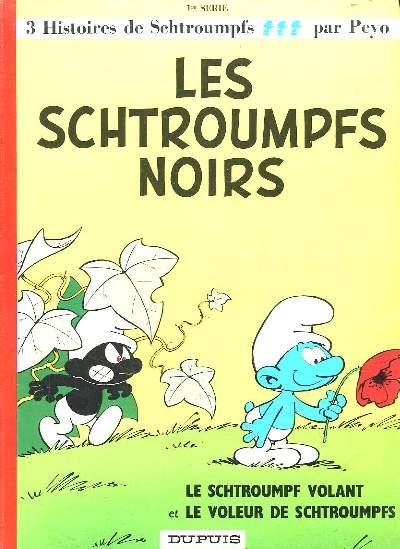 LES SCHTROUMPFS NOIRS