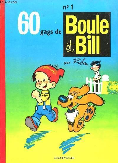 60 GAGS DE BOULE ET BILL - N°1