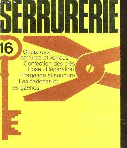SERRURERIE - N°16