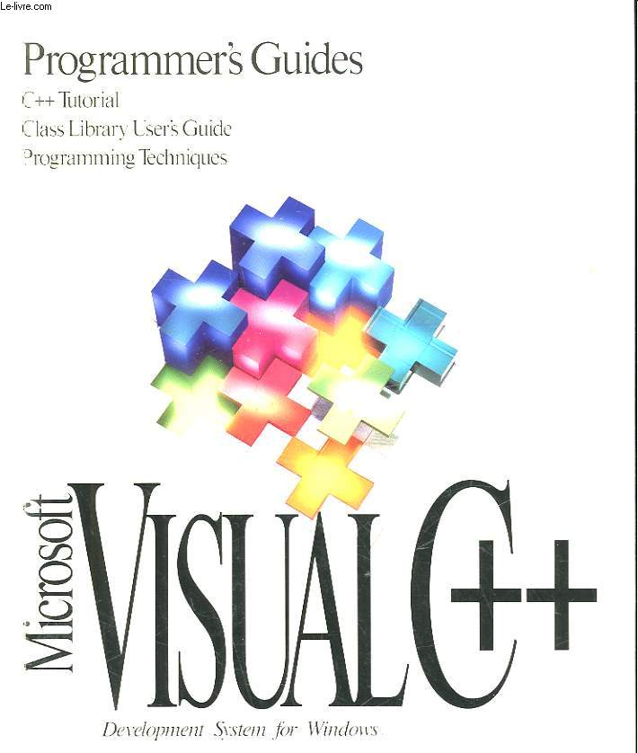 PROGRAMMER'S GUIDES