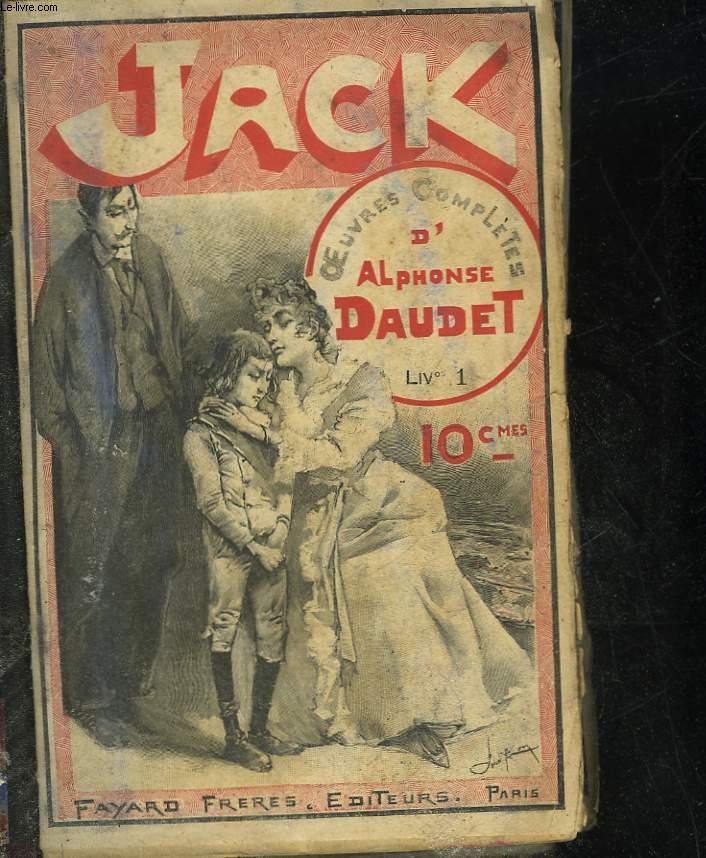JACK - 19 FASCICULES