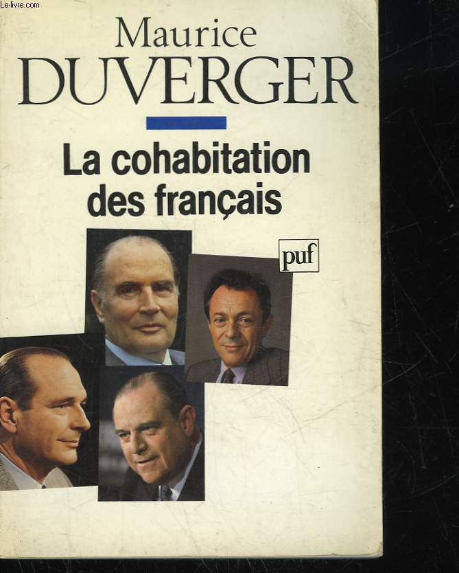 LA COHABITATION DES FRANCAIS