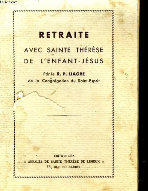 RETRAITE AVEC SAINTE-HELENE DE L'ENFANT JESUS