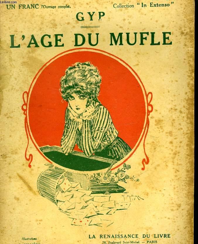 L'AGE DU MUFLE