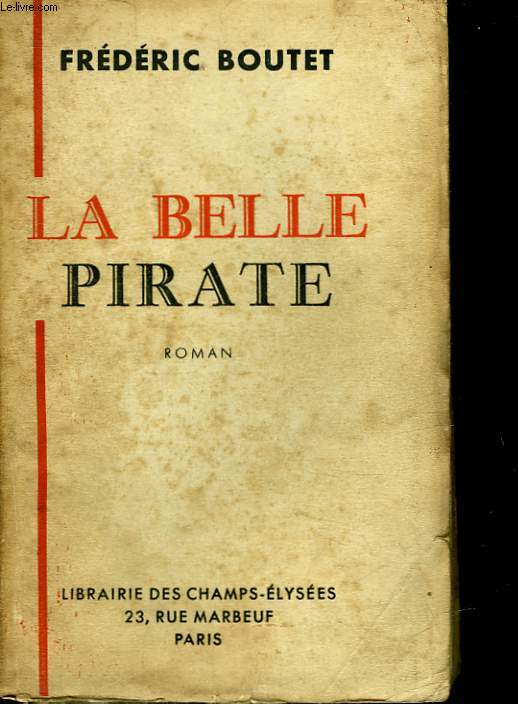 LA BELLE PIRATE