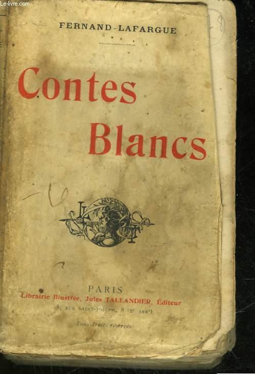 CONTES BLANCS