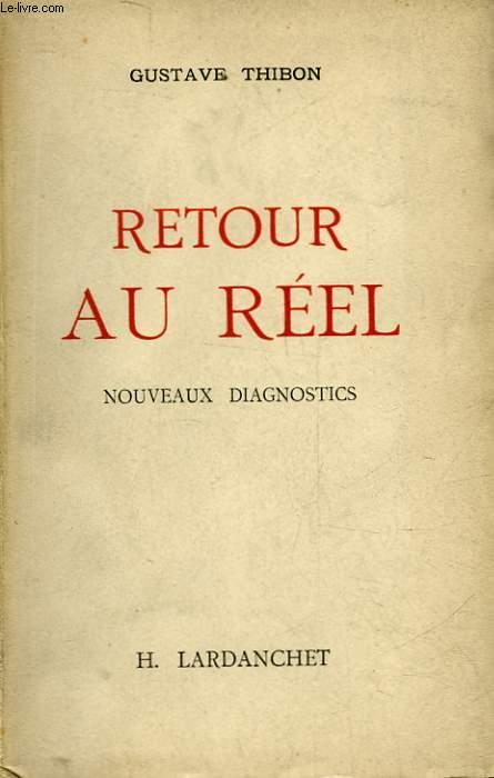 RETOUR AU REEL
