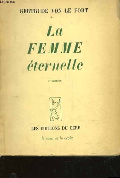 LA FEMME ETERNELLE