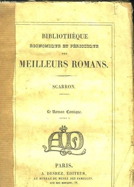 LE ROMAN COMIQUE - 2 TOMES