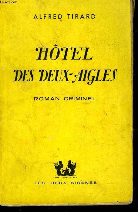 HOTEL DES DEUX-AIGLES