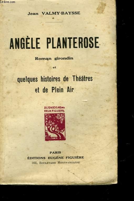 ANGELE PLANTEROSE