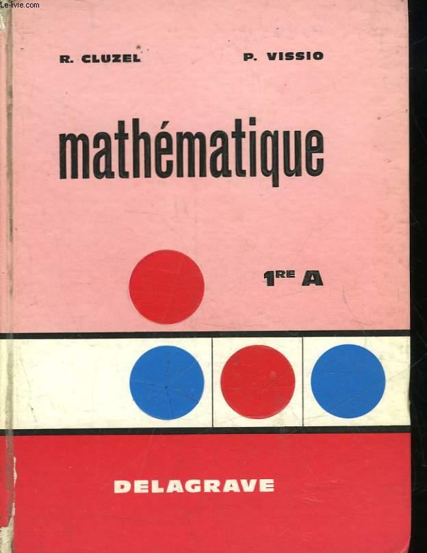MATHEMATIQUE - 1° A