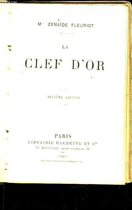LA CLEF D'OR