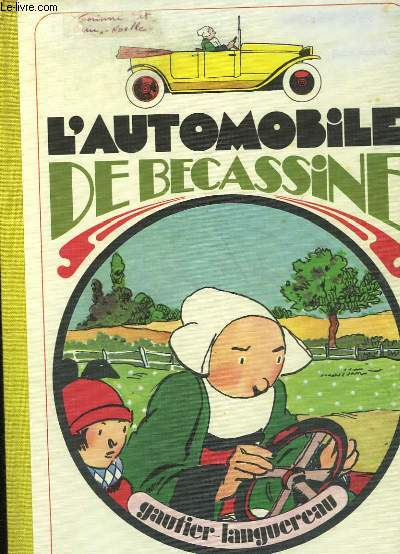 L'AUTOMOBILE DE BECASSINE