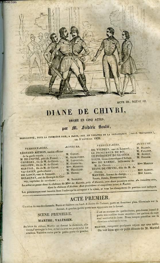 DIANE DE CHIVRI