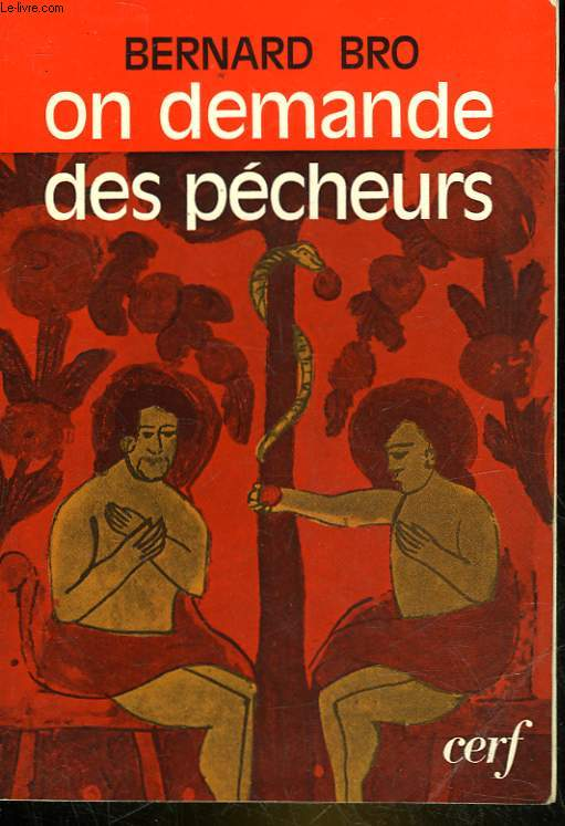 ON DEMANDE DES PECHEURS - LE LIVRE DU PARDON
