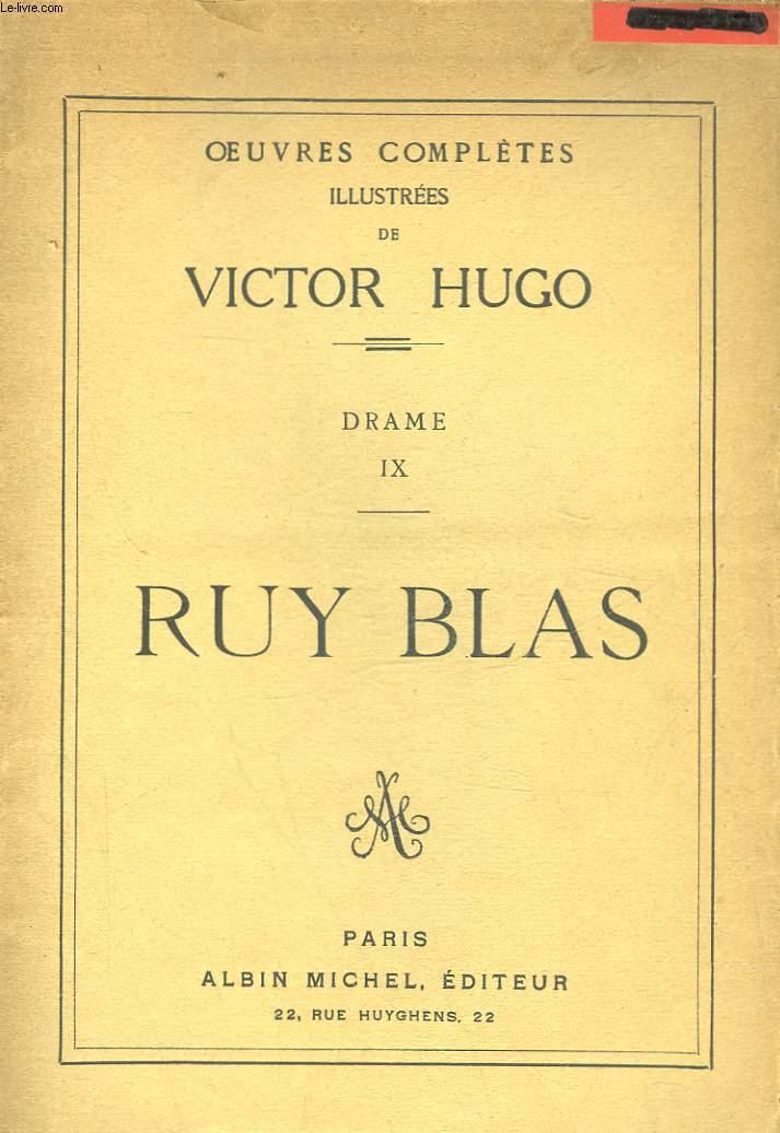RUY BLAS - DRAME 9
