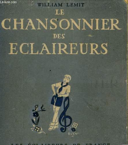 CHANSONNIER DES ECLAIREURS