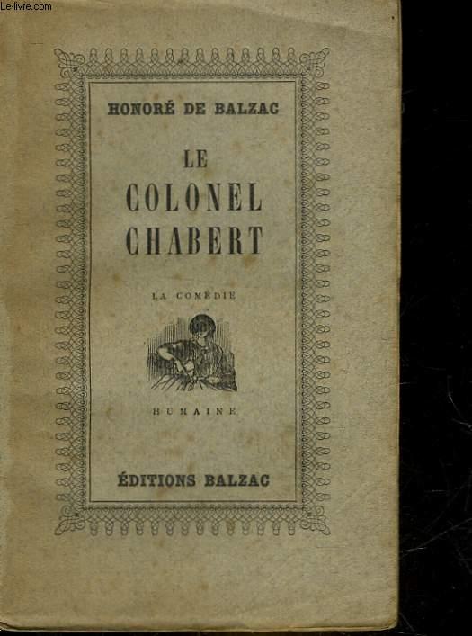 LE CONONEL CHABERT