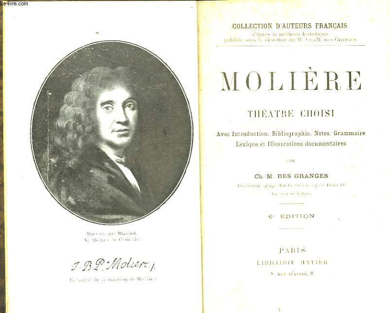MOLIERE - THEATRE CHOISI