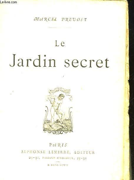 LE JARDIN SECCRET