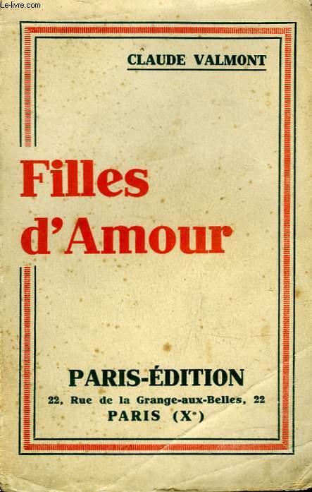 FILLES D'AMOUR