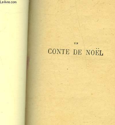 UN CONTE DE NOEL - A CHRISTMAS CAROL