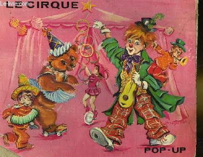 LE CIRQUE - POP-UP