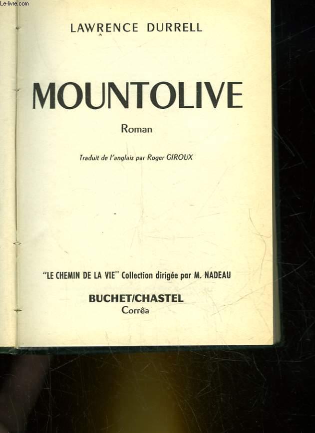MOUNTOLIVE -