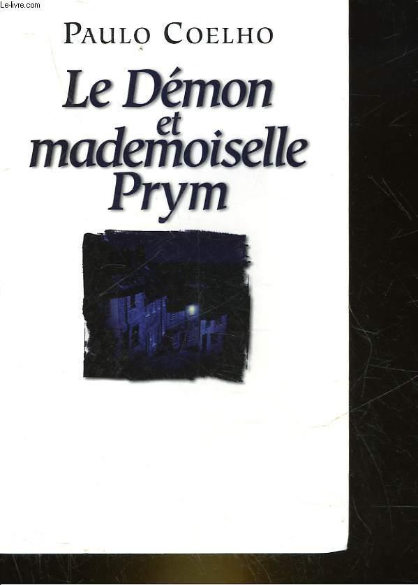 LE DEMON ET MADEMOISELLE PRYM
