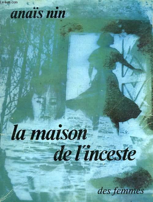 LA MAISON DE L'INCESTE - POEME