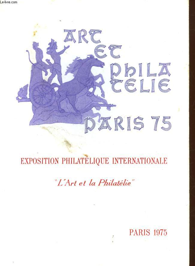 ARC ET PHILA TELIE - PARIS 75