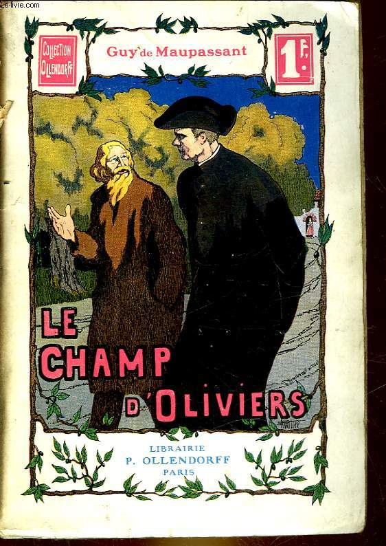 LE CHAMP D'OLIVIERS