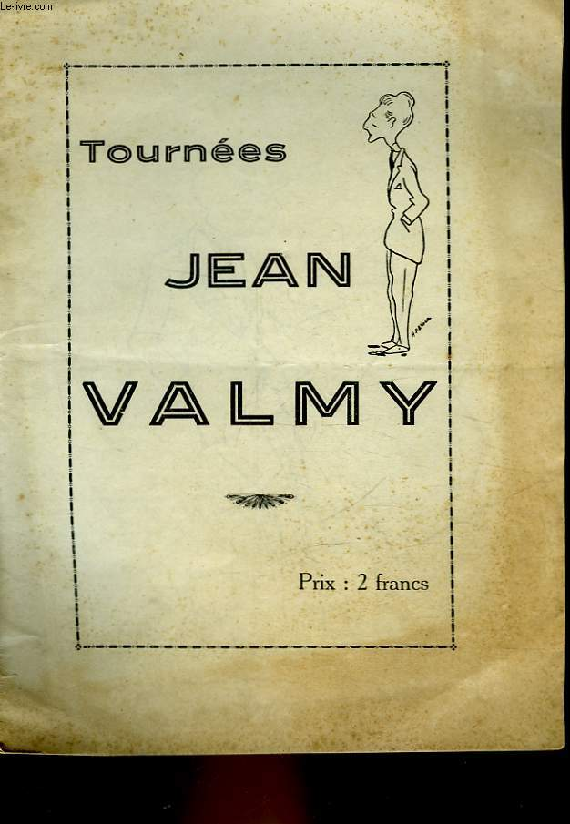TOURNEES JEAN VALMY