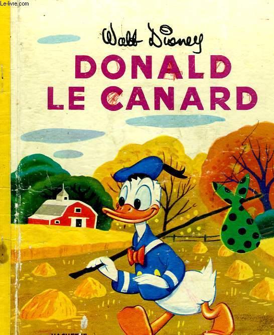 DONALD LE CANARD