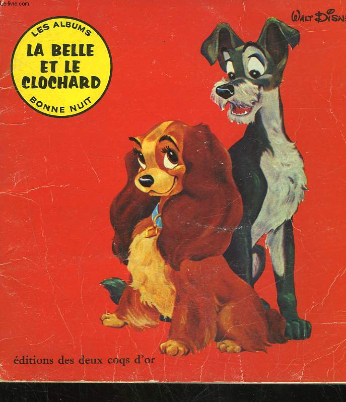 LA BELLE ET LE CHOCHARD
