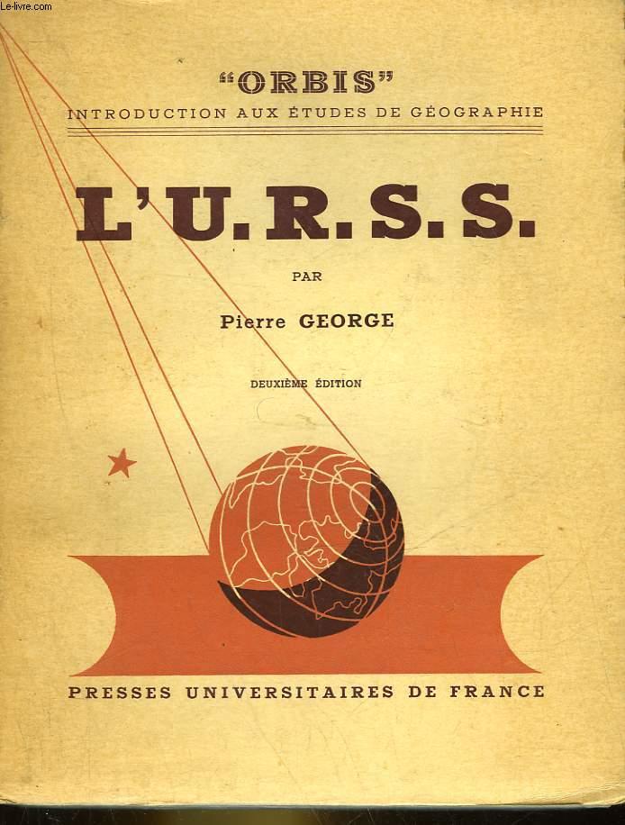 L'U. R. S. S.