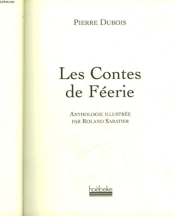 LES CONTES DE FEERIE
