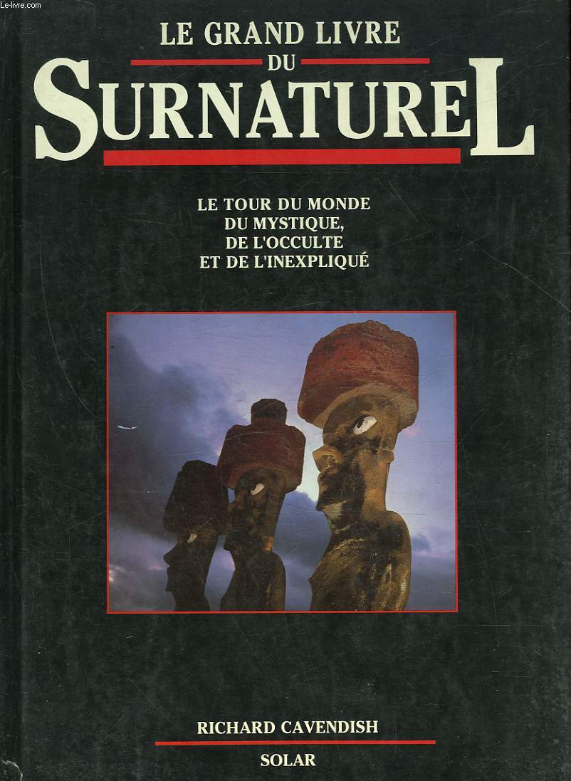 LE GRAND LIVRE DU SURNATUREL