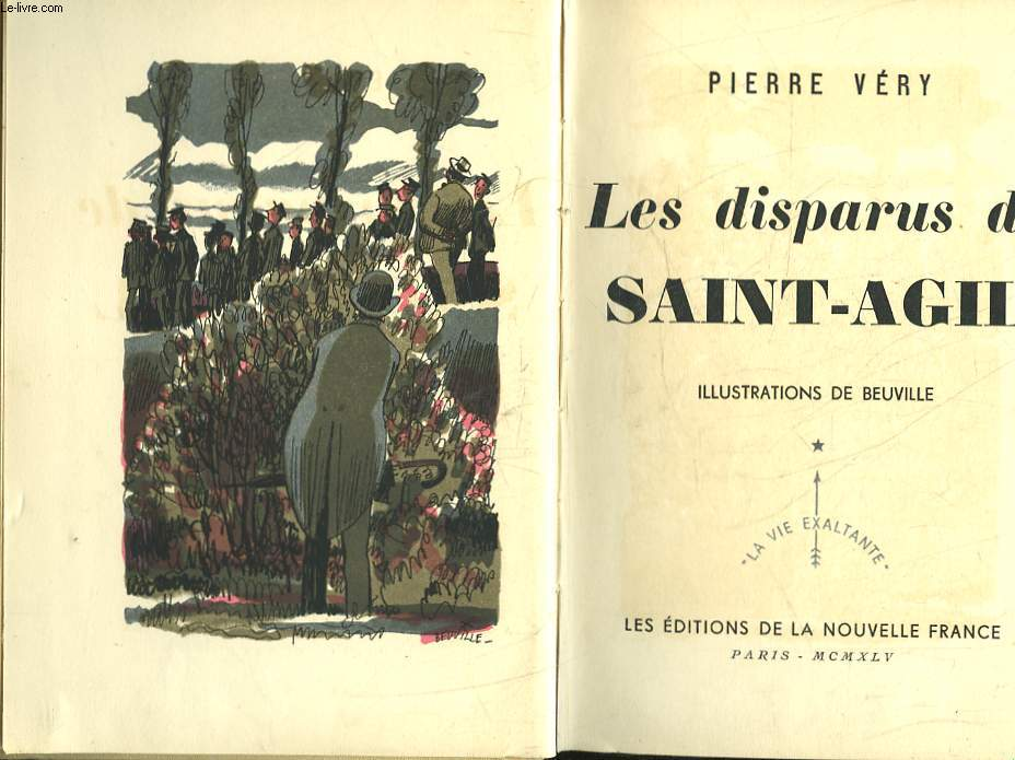 LES DISPAUS DE SAINT-AGIL