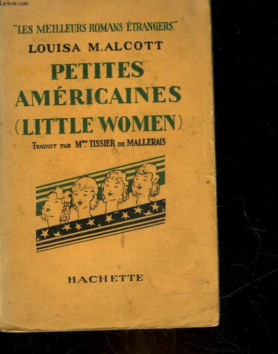 PETITE AMERICAINE - LITTLE WOMEN
