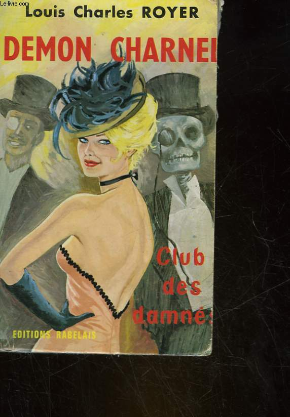 DEMON CHARNEL - CLUB DES DAMNES
